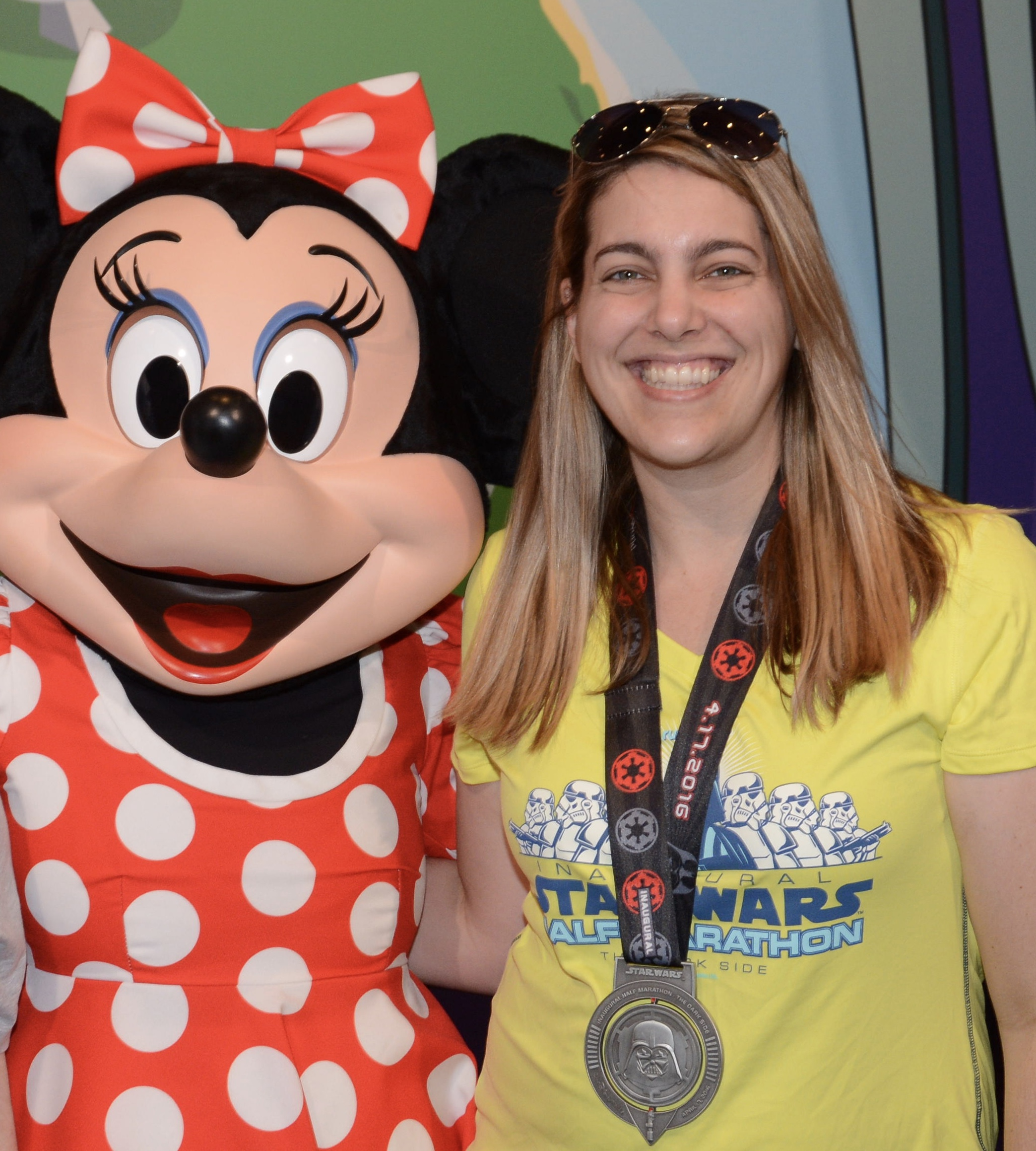 Melissa Lasbury Disney travel agent