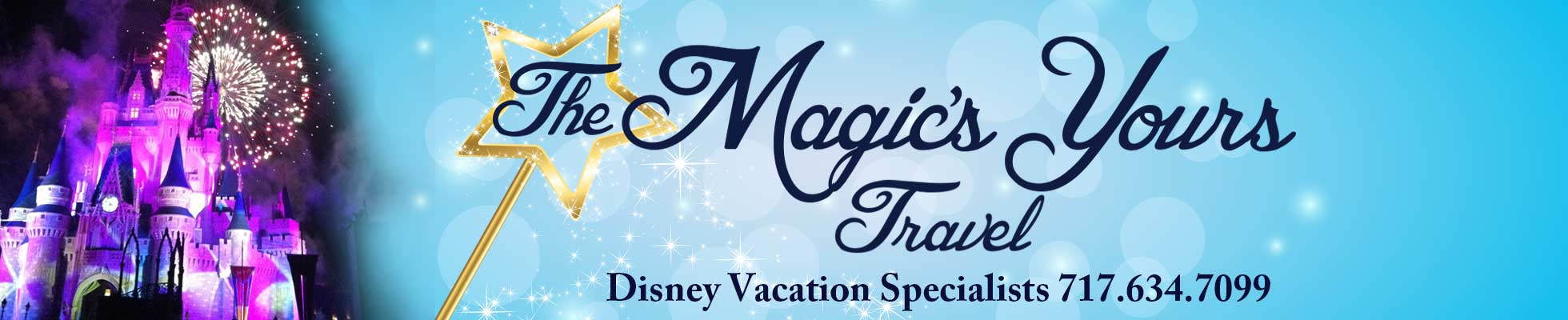 The Magics Yours Travel Agency, Hanover PA